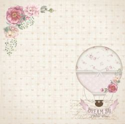 SC-378 It's a Baby 1 - Papel para Scrapbook Dupla Face
