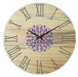 ST-903 - Stencil para Pintura de Relógio