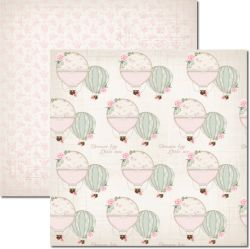 SC-379 It's a Baby 2 - Papel para Scrapbook Dupla Face