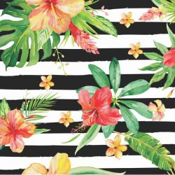 SC-448-Verão Tropical 2 - Papel para Scrapbook Dupla Face