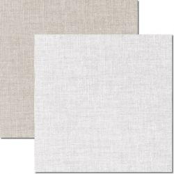 SC507-Textura - Linho 2 - Papel para Scrapbook Dupla Face
