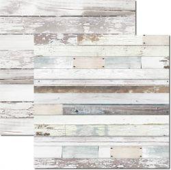 SC-508-Textura Madeira 1 - Papel para Scrapbook Dupla Face
