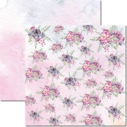 SC-569-Butterfly 9 - Papel para Scrapbook Dupla Face