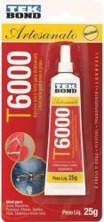 LTK010- Cola T6000 25gr. - Tek Bond