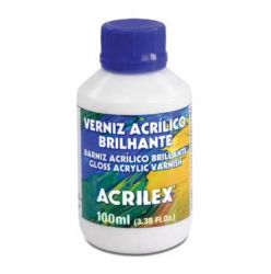 LTC470- Verniz Acrilico Brilhante - Acrilex **