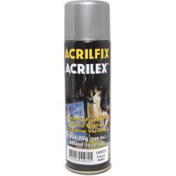 LTC321- Verniz Fixador Spray Brilhante  - Acrilex **