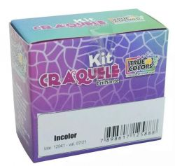 LTR327- Kit Craquele 2x 37ml - True Colors **
