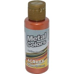 TC252- Metal Colors Cobre 60ml - Acrilex  **