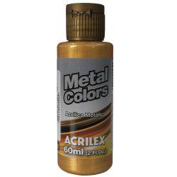 TC253- Metal Colors Ouro 60ml - Acrilex  **