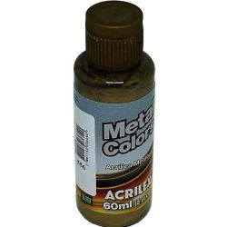 TC430- Metal Colors Bronze 60ml - Acrilex  **