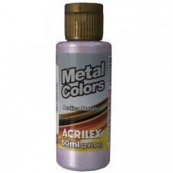 TC486- Metal Colors Lilas 60ml - Acrilex  **
