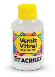 LTC171- Verniz Vitral Incolor 100ml - Acrilex