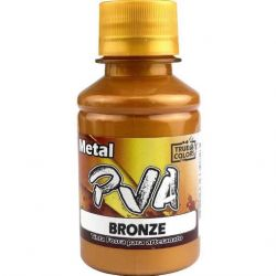 Tinta PVA Metal Bronze - True Colors **