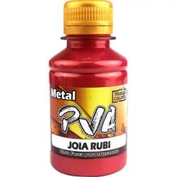 Tinta PVA Metal Joia Rubi  - True Colors **