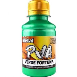 Tinta PVA Metal Verde Fortuna - True Colors **