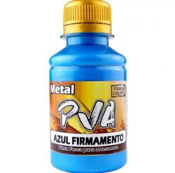 Tinta PVA Metal Azul Firmamento - True Colors **