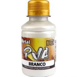 Tinta PVA Metal Branco - True Colors