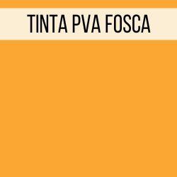 Tinta PVA Fosca Tangerine - True Colors **