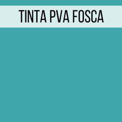 Tinta PVA Fosca Azul Caribe - True Colors **