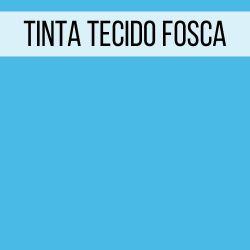 Tinta para Tecido Azul Mar - Acrilex **
