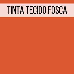 Tinta para Tecido Cenoura - Acrilex **