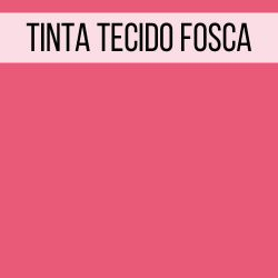 Tinta para Tecido Flamingo - Acrilex **