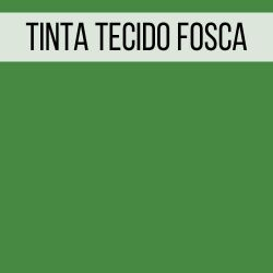 Tinta para Tecido Verde Abacate - Acrilex **