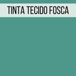 Tinta para Tecido Verde Mar - Acrilex **