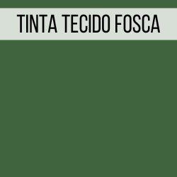 Tinta para Tecido Verde Pinheiro - Acrilex **