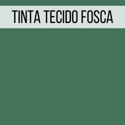 Tinta para Tecido Verde Seco - Acrilex **
