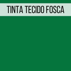 Tinta para Tecido Verde Veronese - Acrilex **