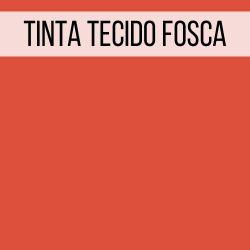 Tinta para Tecido Vermelho Tomate - Acrilex **