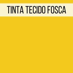 Tinta para Tecido Amarelo Ouro - Acrilex **