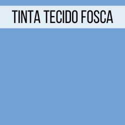 Tinta para Tecido Azul Caribe - Acrilex **