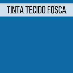 Tinta para Tecido Azul Ceruleo - Acrilex **