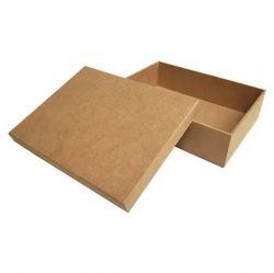 LKC023- Caixa de MDF 10x15x5 - Tampa solta