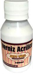 LVA021- Verniz Acrilico Semi-Brilho - Arte Fácil