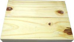 PA-015 Pallet com 2 ripas 19x14x2 - Pinus