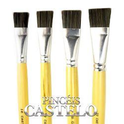 Pincel Chato Nº 541-10- Castelo - LPL032