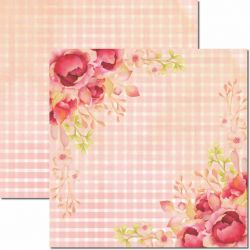 SC-594-Sweet 1 - Papel para Scrapbook Dupla Face