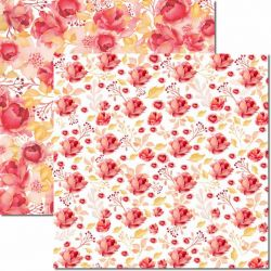 SC-597-Sweet 4 - Papel para Scrapbook Dupla Face