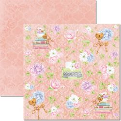 SC-645-Book 2 - Papel para Scrapbook Dupla Face