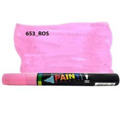 Caneta PAINT Marker 653 / Rosa Neon - Bismark **