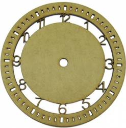 LR-383 2un. - Aplique Decorativo MDF