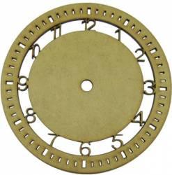 LR-383 2un. - Aplique Decorativo MDF