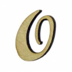 LR-096 O 6un. - Letra MDF